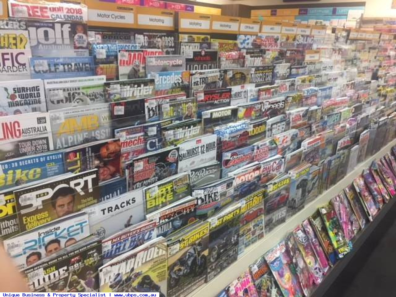 Newsagency / Lotteries