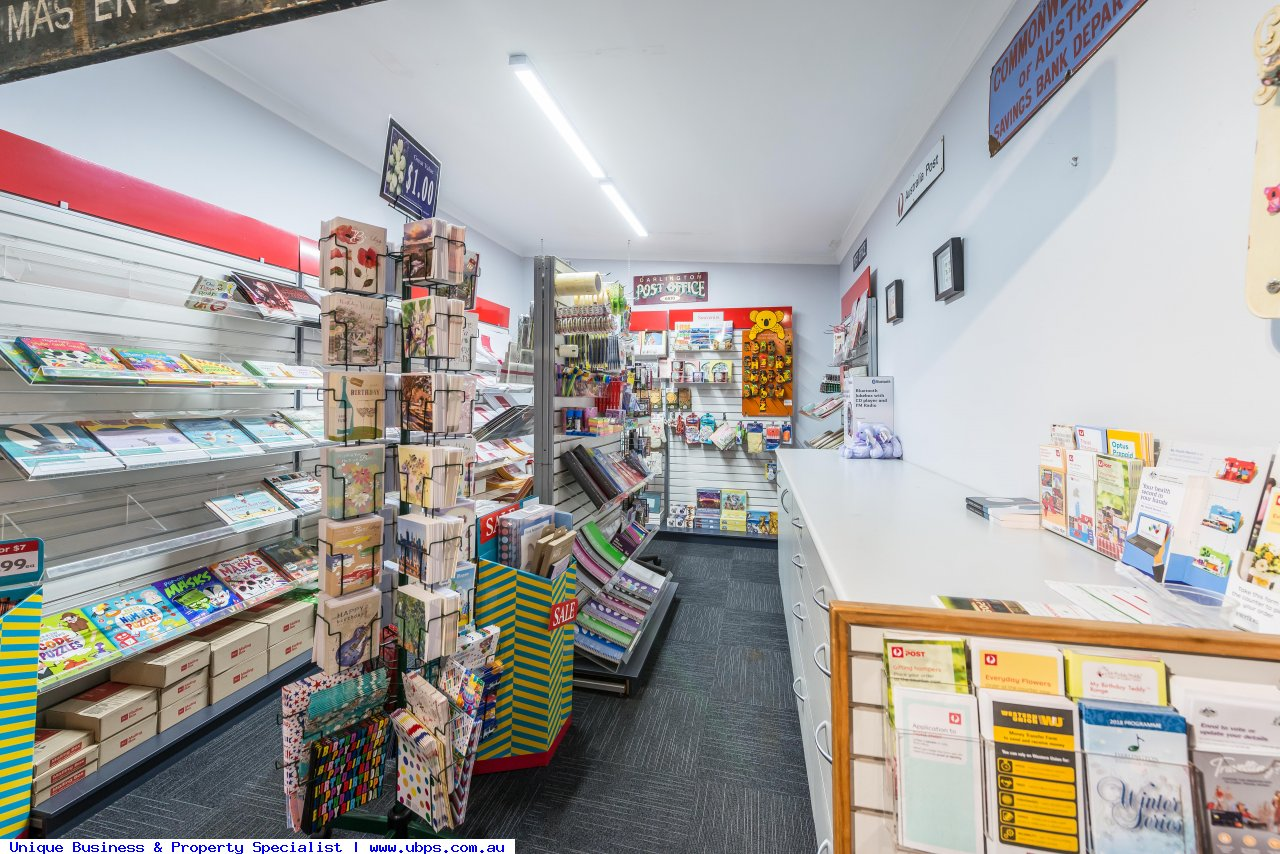 Postoffice / Giftware / Optional Freehold