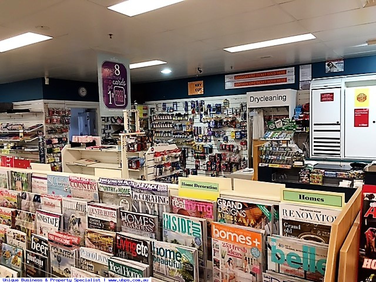 Value For Money Newsagent with Lotteries